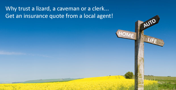 Your local insurance agency!